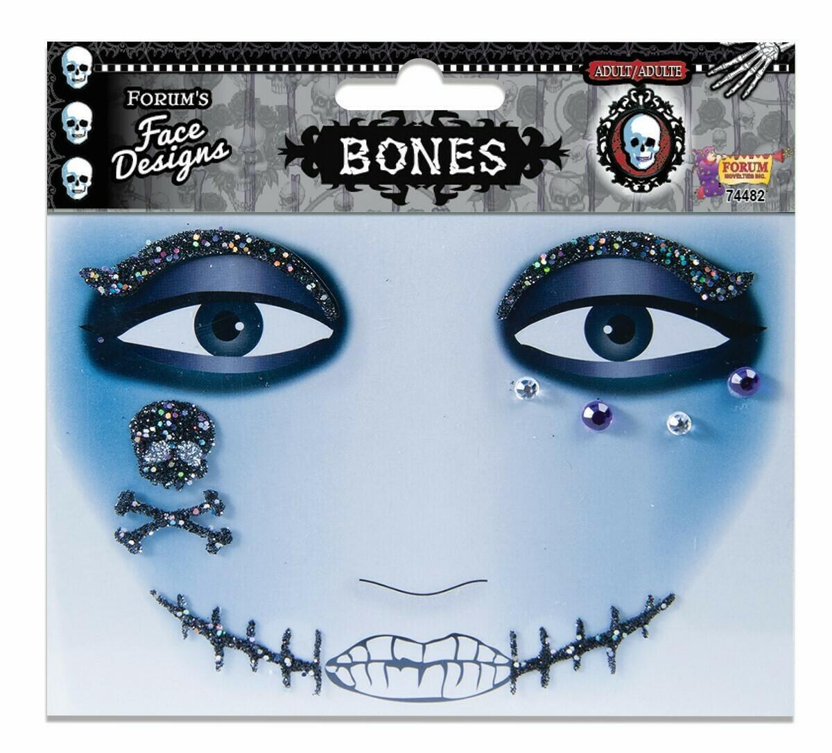 Face Design - Bones