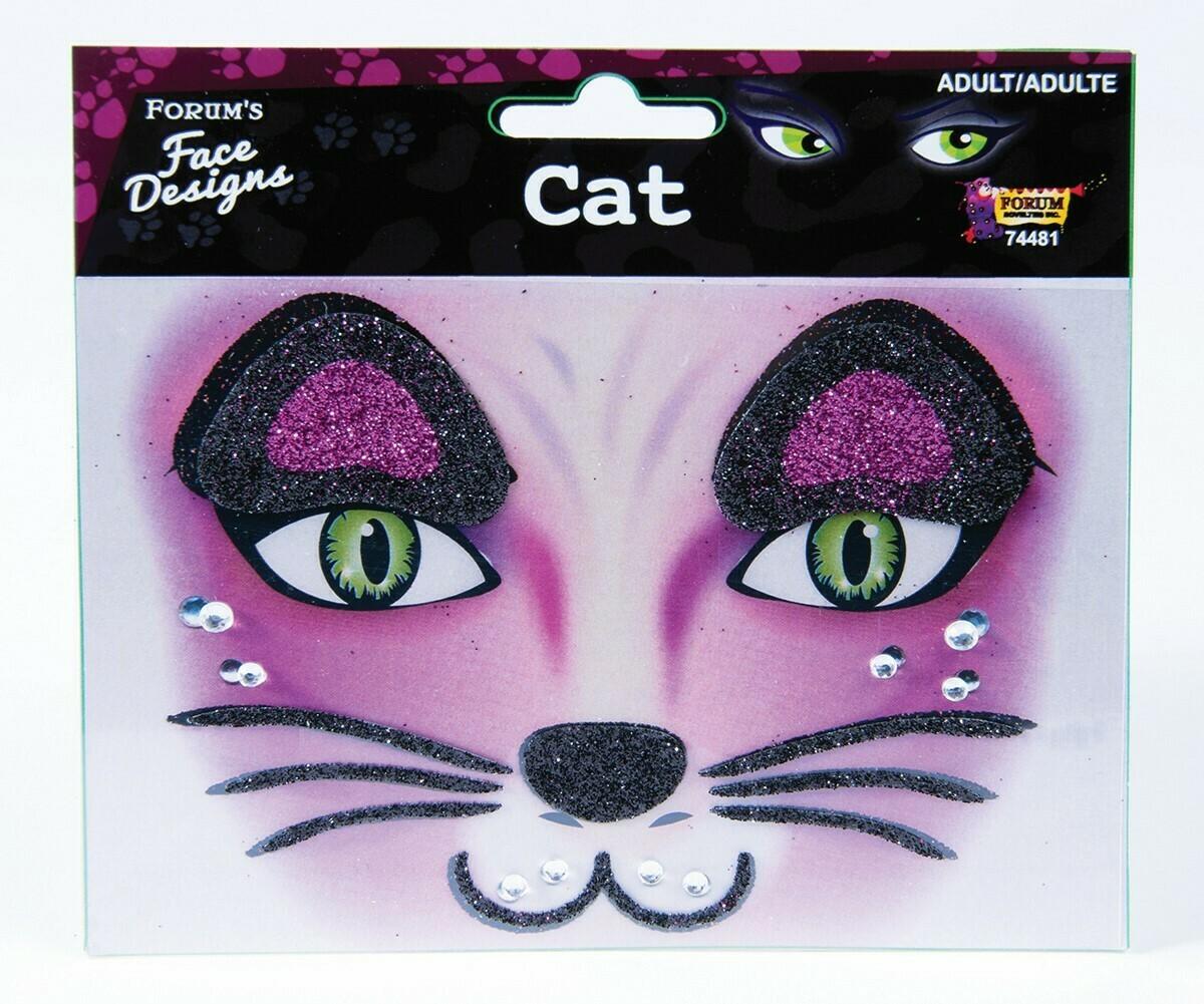 Face Design - Cat