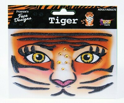 Face Design - Tiger
