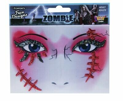 Face Design - Zombie