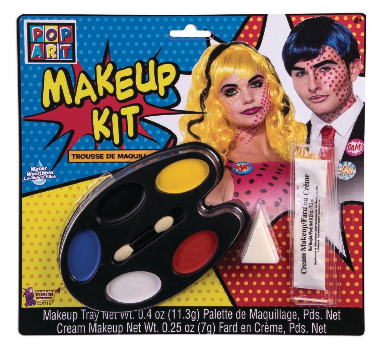 Pop Art Makeup Kit