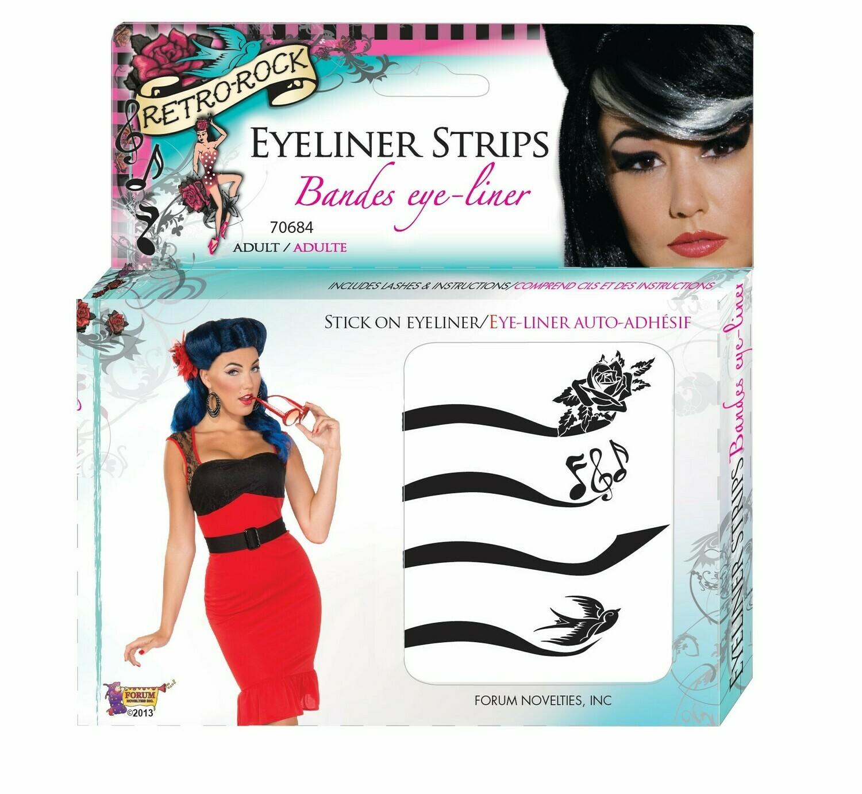 Retro-Rock Eyeliner Kit