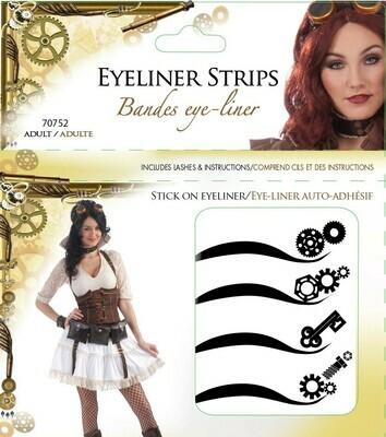 Steampunk Eyeliner Kit