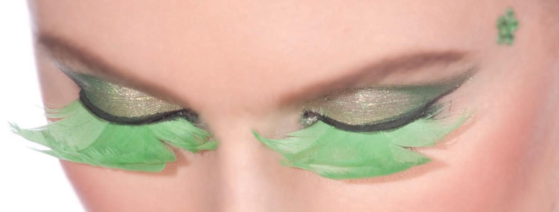St. Patrick's Eyelashes