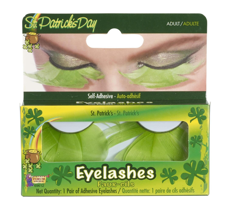 St. Pat's Day Eyelashes