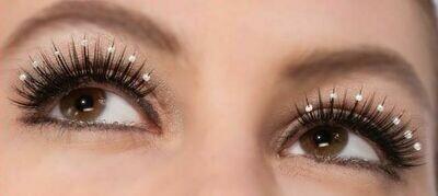 Vintage Hollywood Eyelashes