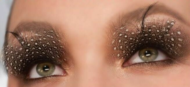 Zombie Eyelashes