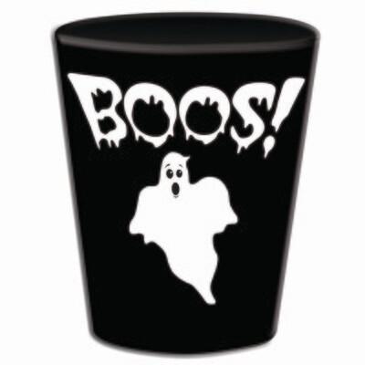 """Boos"" Shot Glasses"