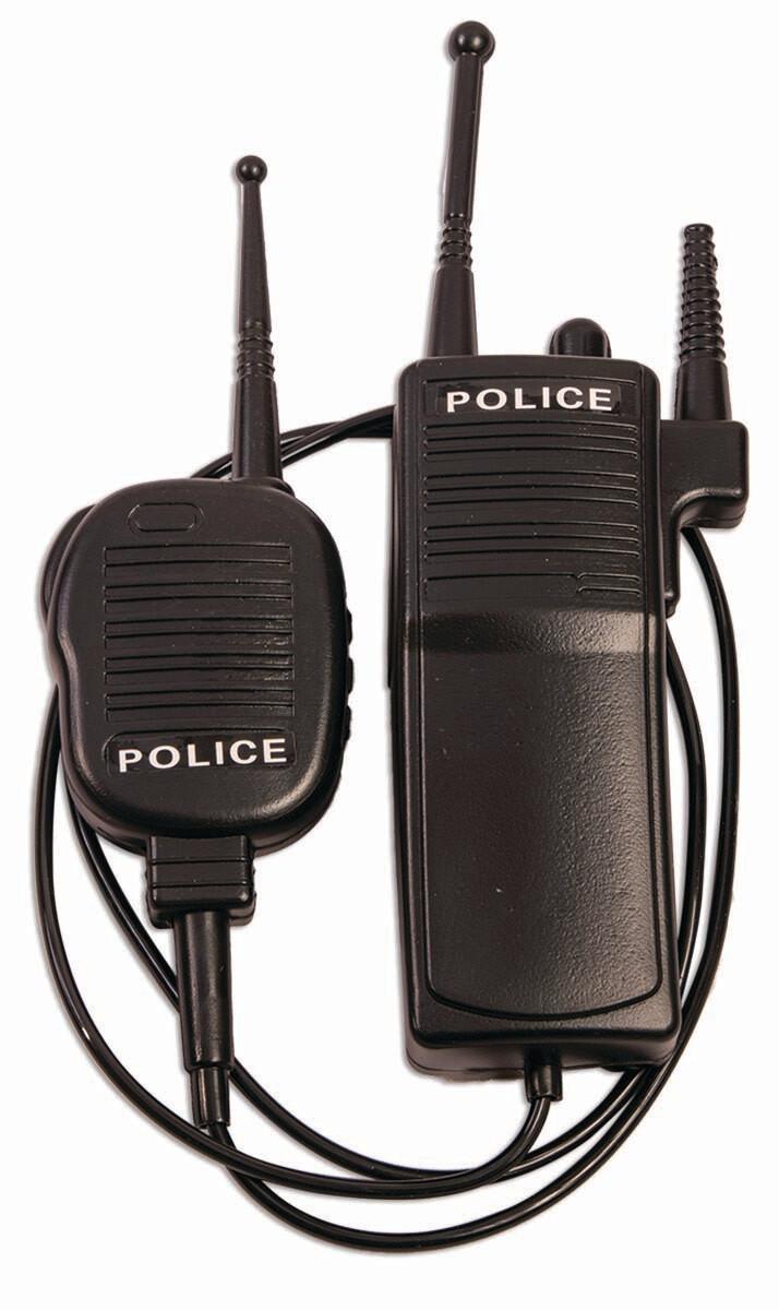 Police Walkie Talkie Set
