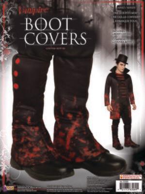 Vampire - Boot Covers