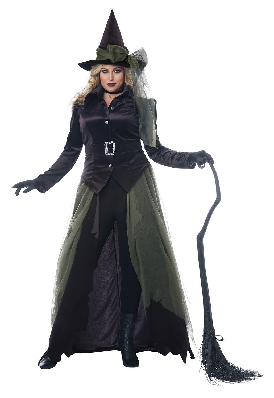 Gothic Witch - Plus