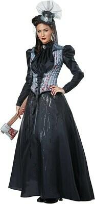 Lizzie Borden/Victorian Lady