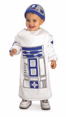 Toddler R2D2