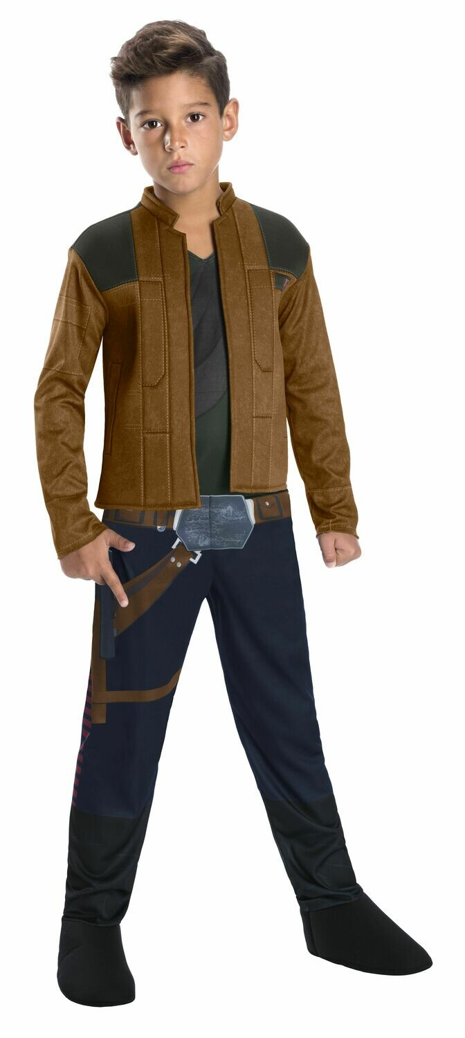 A Star Wars Story Han Solo