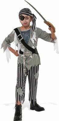 Ghostly Pirate Boy