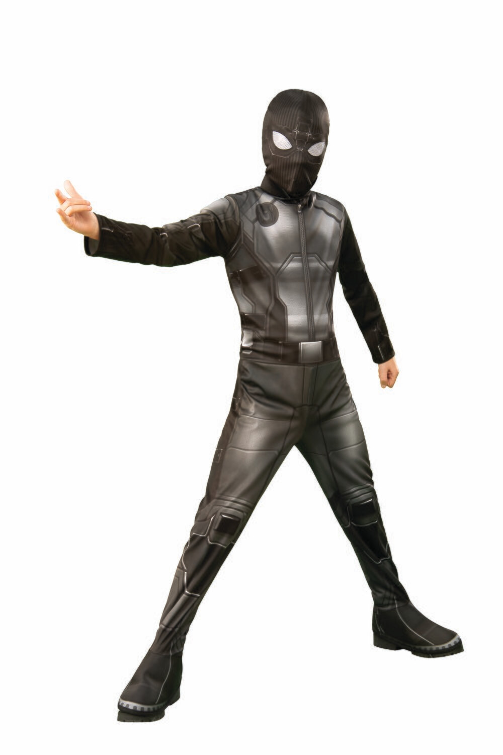Spider-Man: Far From Home Economy - Stealth Black/Gray Suit - Kids