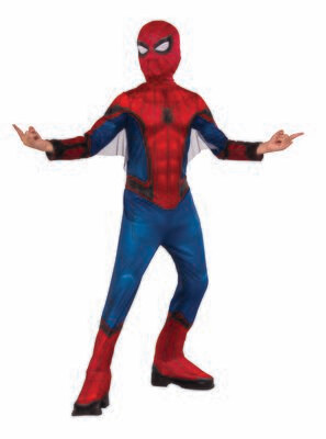 Spider-Man: Far From Home Economy -  Red/Blue Suit - Kids