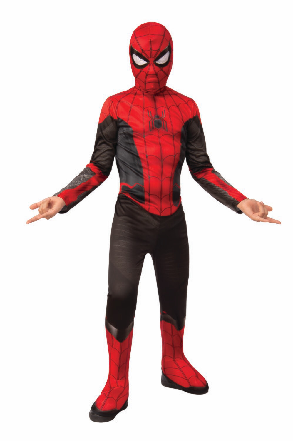 Spider-Man: Far From Home Economy -  Red/Black Suit - Kids