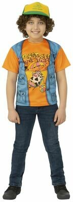 "Stranger Things 3 Dustin's T-Shirt - ""Roast Beef"""