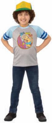 Stranger Things 3 Dustin's T-Shirt - Arcade Cats