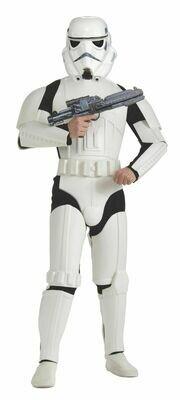 Deluxe Adult Stormtrooper Costume