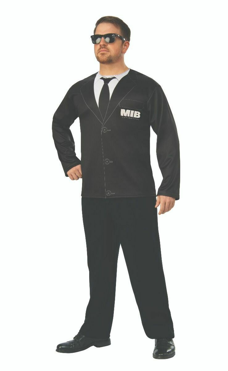 MIB4 - Agent H Costume Top