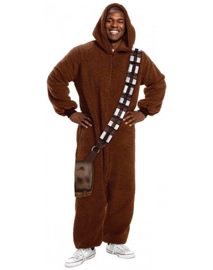 Star Wars Classic Chewbacca Jumpsuit - Adult