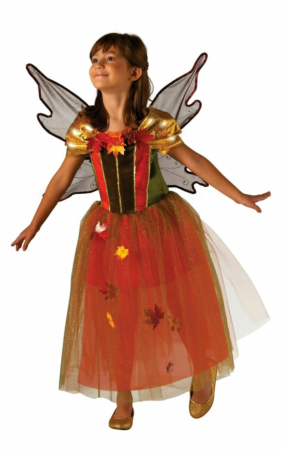 Light-Up Fall Fairy
