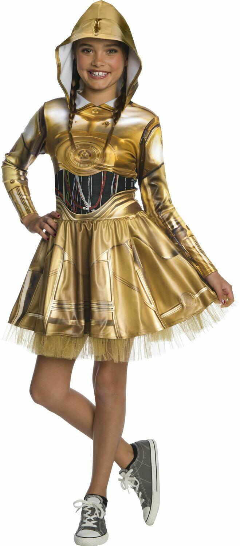 Star Wars Classic C3PO Dress