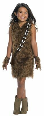 Star Wars Classic Deluxe Chewbacca Dress