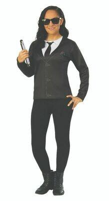 MIB4 - Agent M Costume Top