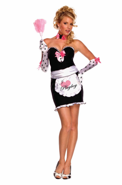 Playboy Mansion Maid