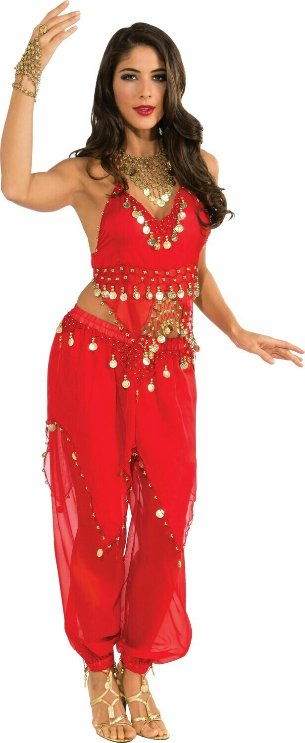 Red Belly Dancer
