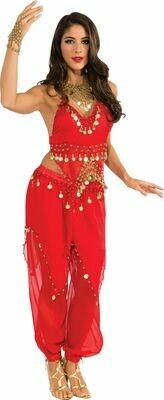 Red Belly Dancer