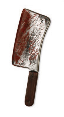 Bloody Weapons - Cleaver