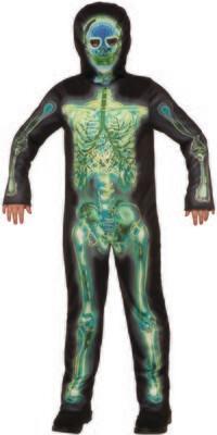 Radioactive Skeleton