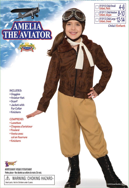 Amelia The Aviator