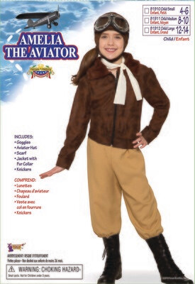 Amelia The Aviator