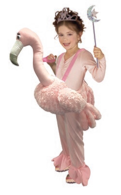 Ride On Flamingo