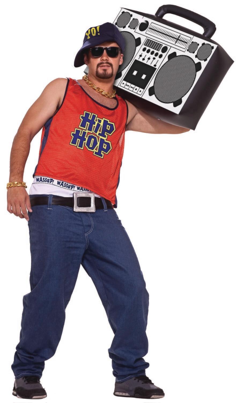 Hip Hop Old School Home Boy