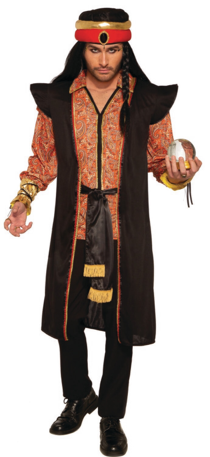 Turban and Robe Set