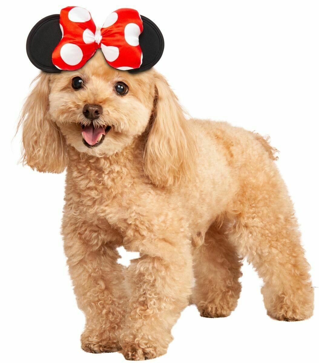 Minnie Mouse Pet Headpiece