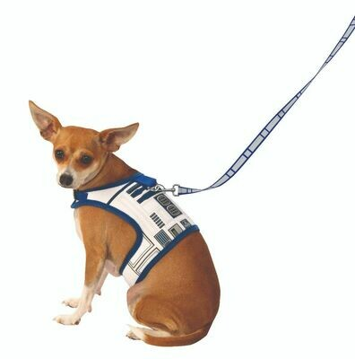 R2-D2 Harness With Leash