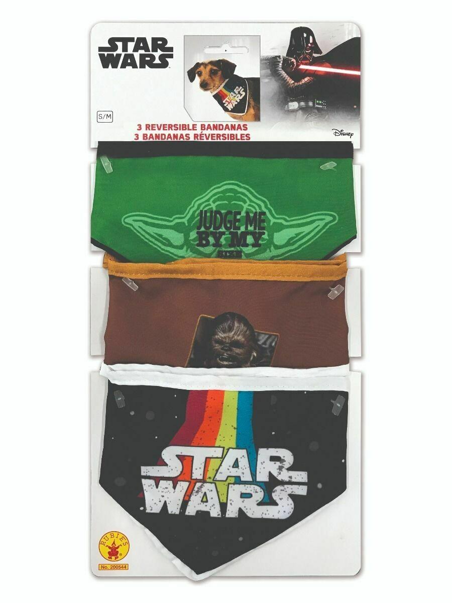 Star Wars Reversible 3 Piece Bandana