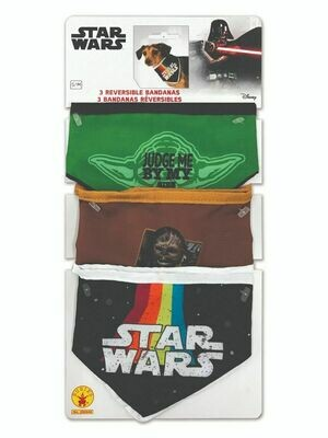 Star Wars Reversible 3 Piece Bandana