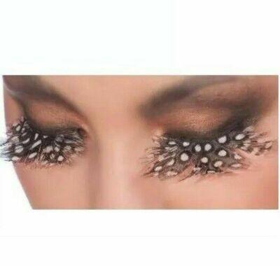 Black Leopard Eyelashes