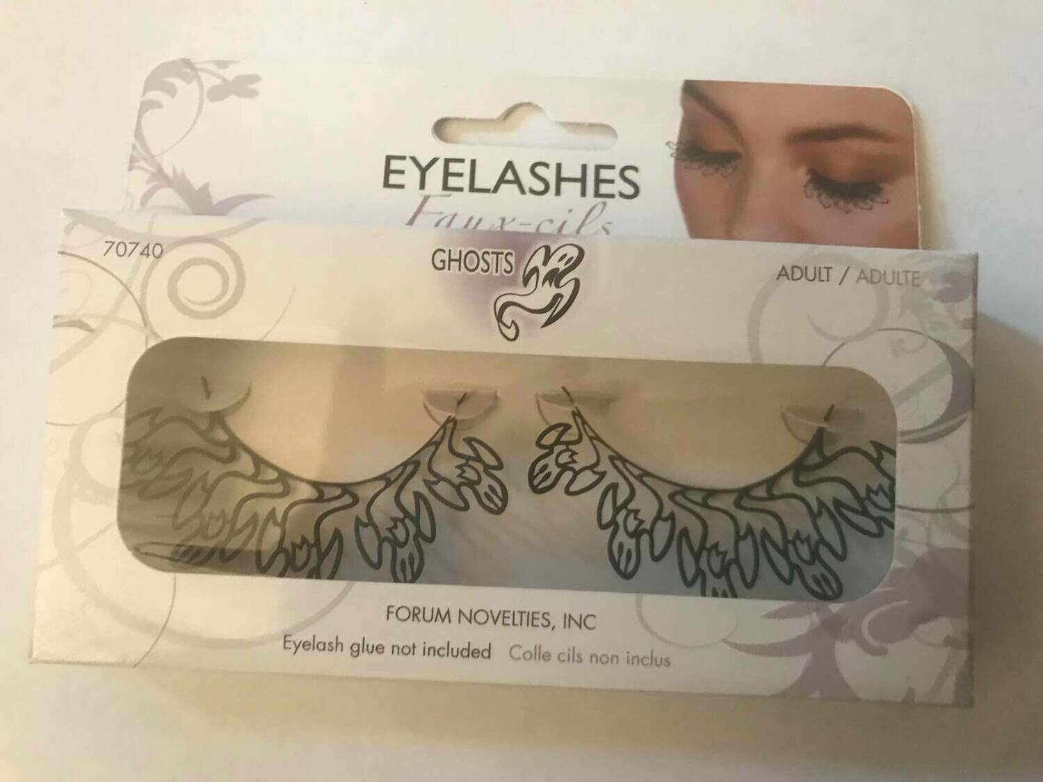 Ghosts Eyelashes