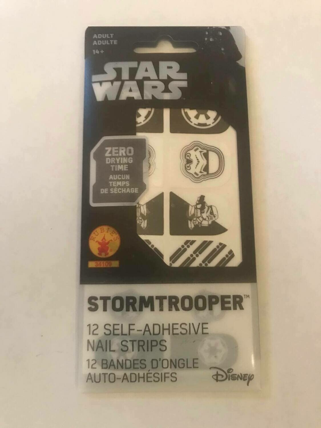 Storm Trooper Nail Strips