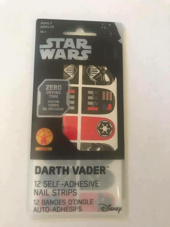 Darth Vader Nail Strips