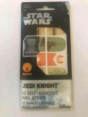 Jedi Knight Nail Strips